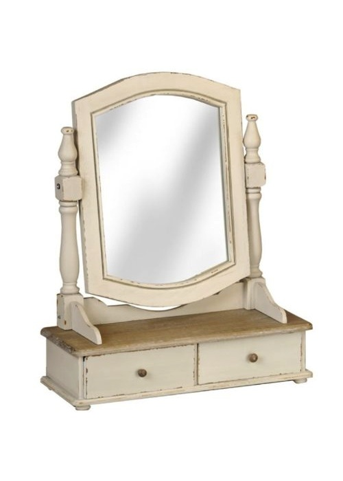 Vanity Mirror Dressing Table Mirror With Drawers Interior Flair