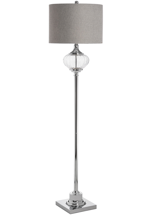 free standing lamps interior flair. Black Bedroom Furniture Sets. Home Design Ideas
