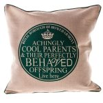 Cool Parents Cushion