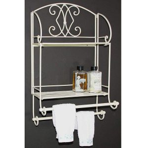 Cream Towel Rail 2
