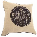 Fabulous Couple Cushion
