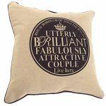 Fabulous Couple Cushion