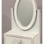 Small Dressing Mirror