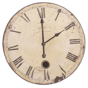 Traditional French Clock