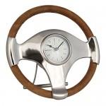 Car Steering Wheel Desk Clock