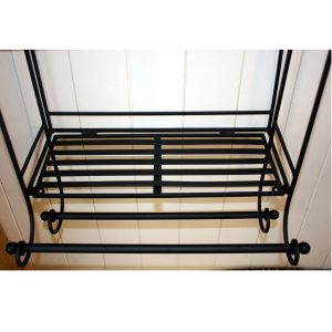 Black Towel Rail 3