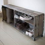 Boot Room Shoe Storage Bench