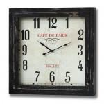 Cafe de Paris Wall Clock