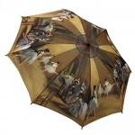 Degas Ballet Umbrella
