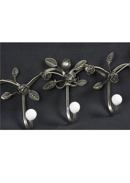 BIM008_2 floral silver hooks