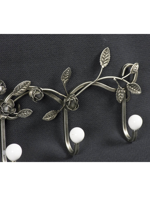 BIM008_3 floral silver hooks