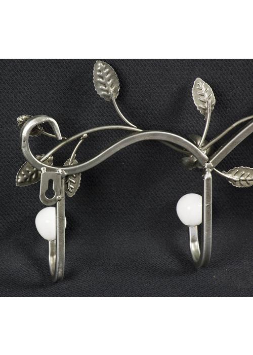 BIM008_4 floral silver hooks