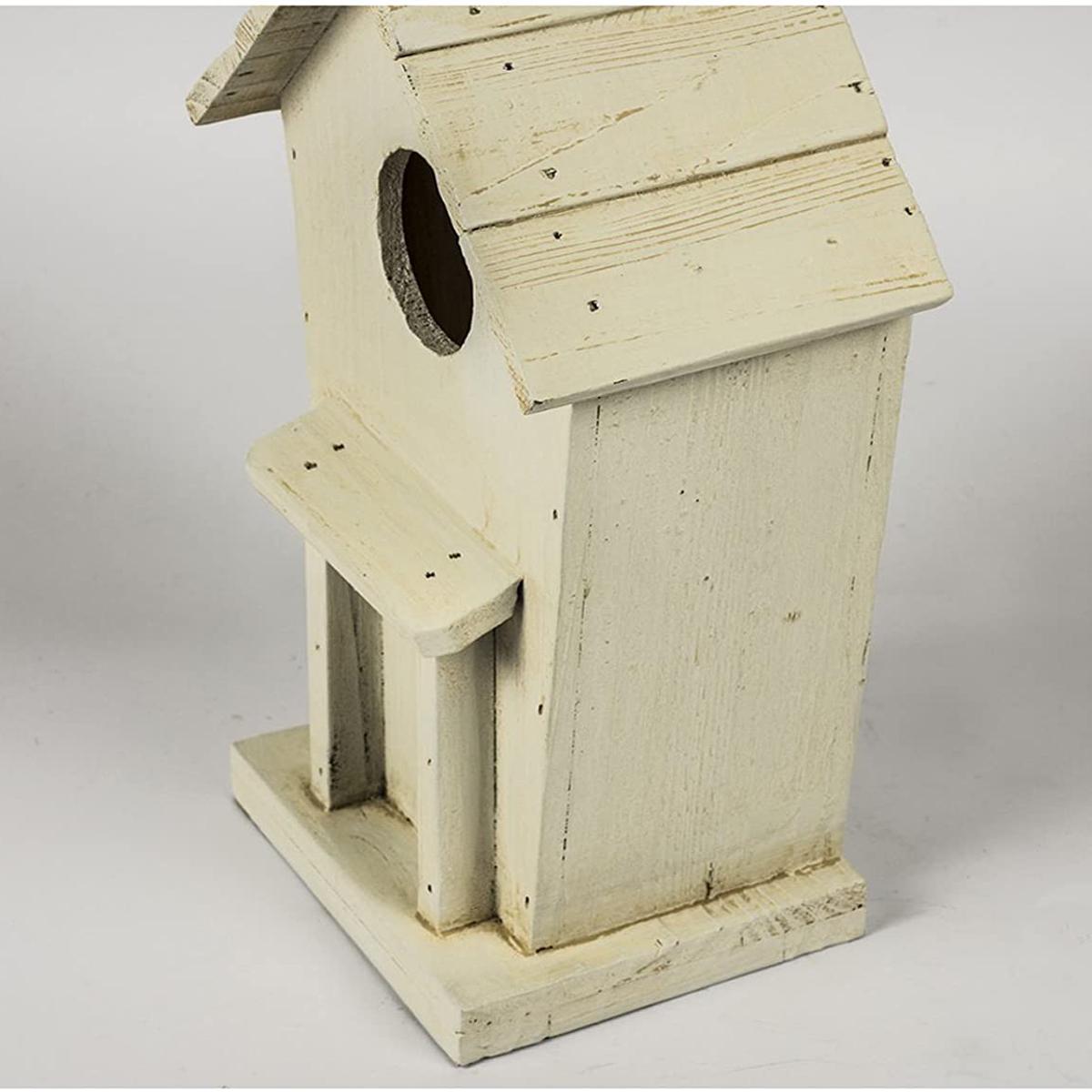 RAE007_5 hanging bird house