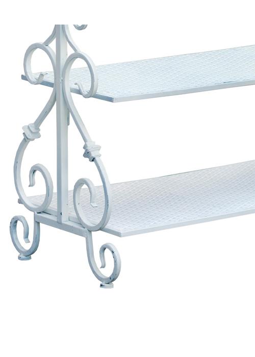 ka108xd-white clothes rail 2