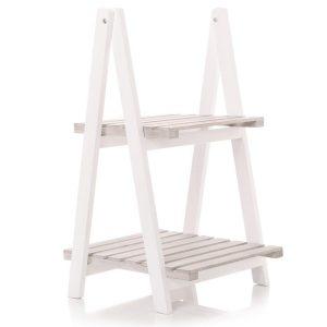 30352 2 Tier Shelf Ladder Display Unit