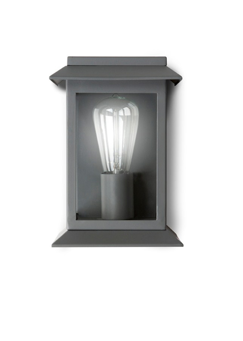 Grosvenor Light (bulb) - Charcoal - LAGV01 Outdoor Wall Lamp Light