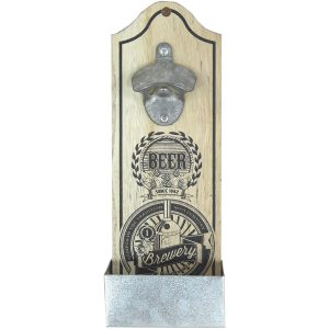 SC004A Retro Style Wall Mounting Bottle Opener