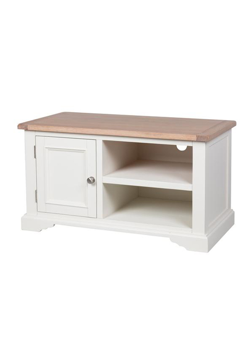 White Pine Oak Nickel Handles Tv Cabinet Interior Flair