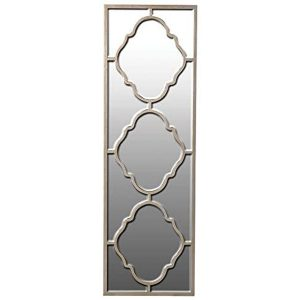 GUA093 Decorative Venetian Alhambra Neutral Frame Tall Wall Mirror …
