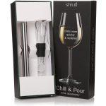 78795_Wine Bottle Stainless Steel Chill Rod Pourer