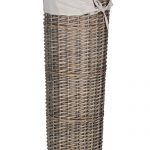 CNG017 Grey Willow Lined Umbrella Stand