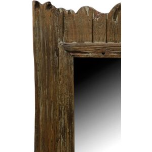 PAH040_2_Nautical Driftwood Brown Wall Mirror