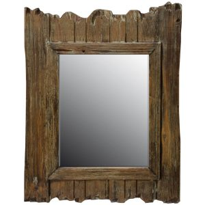 PAH040_3_Nautical Driftwood Brown Wall Mirror