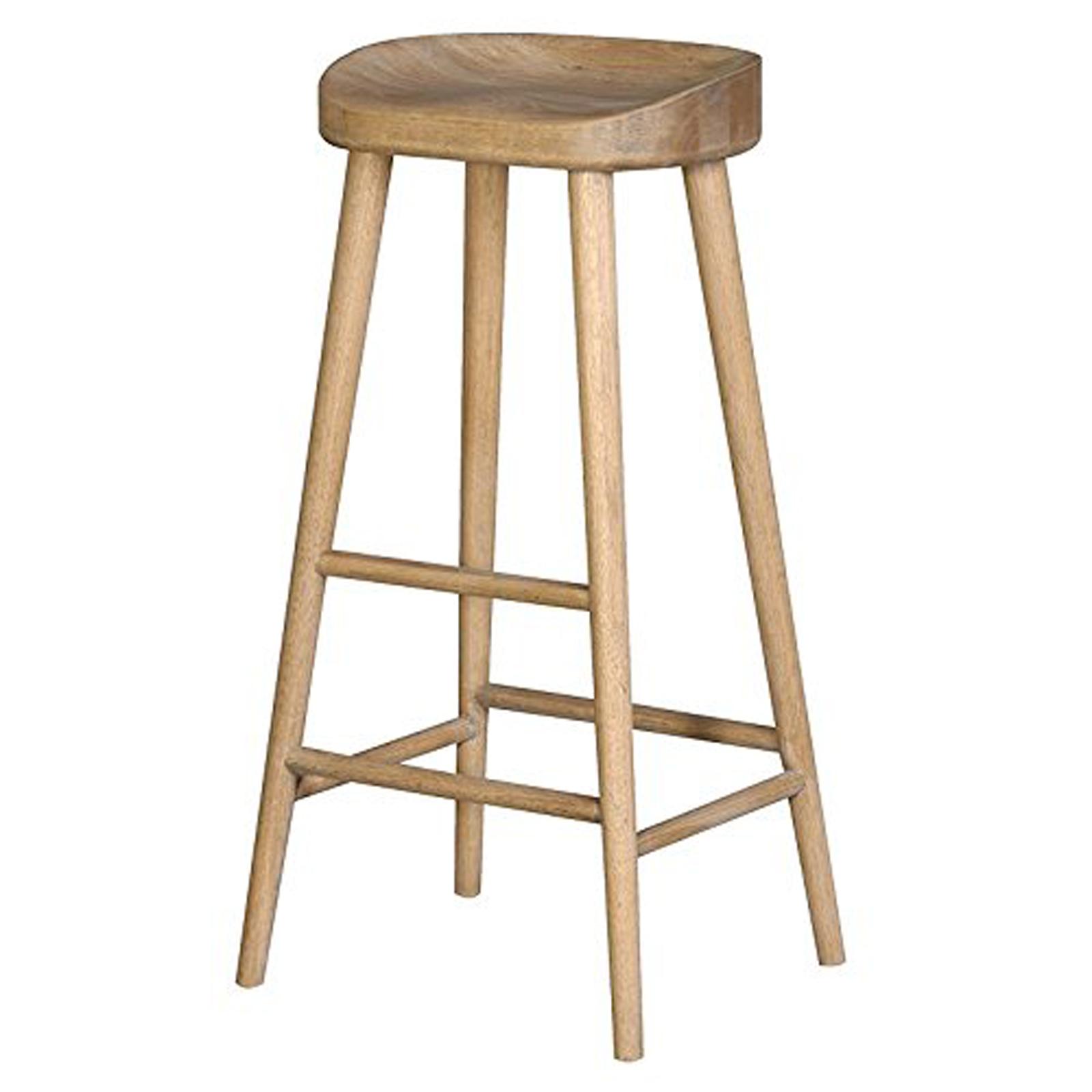Miraculous Weathered Oak Breakfast Bar Stool Ibusinesslaw Wood Chair Design Ideas Ibusinesslaworg