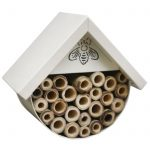 Cream Insect Bee Hotel House