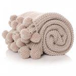 47962 Pom Pom mouse Blanket a
