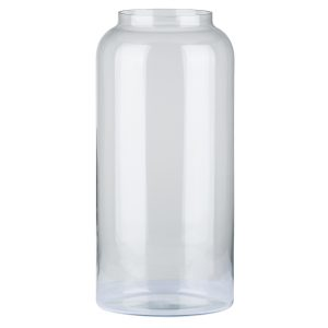 18904 Large Tall Apothecary Glass Jar