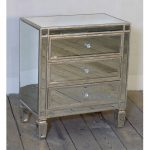ven-c-91103_1_3 Mirrored Antique Silver Chest of Drawers