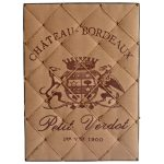 1565 Antique Style Chateau Bordeaux Notice Board