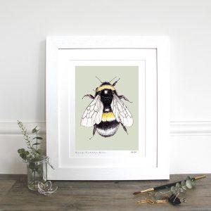 GP39 Busy Little Bee Fine Art Print