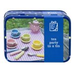 Children's Tea Party Gift in a Tin