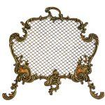 3208 Rococo Style Bronze Jewellery Hanger