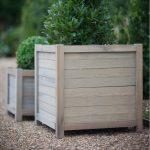 PLAW02 Large Wooden Garden Planter
