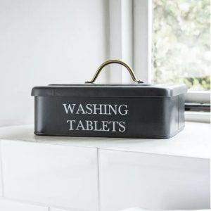 BOCN01 Grey Washing Powder Tablets Container b