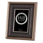 19291 Antique Gold Black 5 x 7 Frame