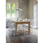 BVPI03 a Large Brookville Dining Table