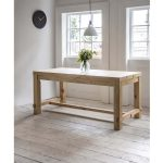 BVPI04 Brookville Pine Dining Table